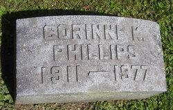 Corinne K Phillips