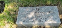 Paul F Betthauser