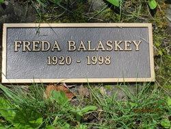 Freda Balaskey