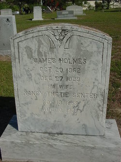 Nancy Thetie <i>Senter</i> Holmes