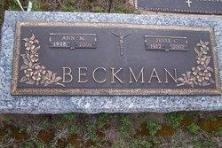 Ann M. Beckman