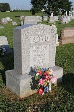 Thomas Zenas Boyd, Jr