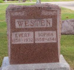 Siever  Sophia D <i>Koehler</i> Westen