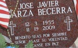 Jose Javier Garza Becerra