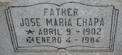 Jose Maria Chapa