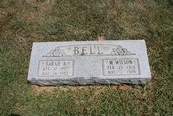 Sarah A Bell