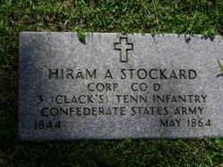 Corp Hiram A Stockard