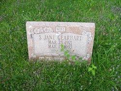 Shirley Jane <i>Benner</i> Gearhart