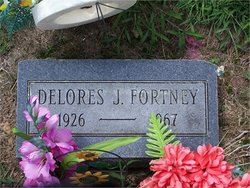 Delores Josephine Jo <i>Wright</i> Fortney