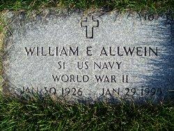 William Edward Allwein