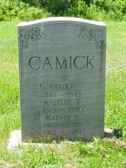 Harold Camick