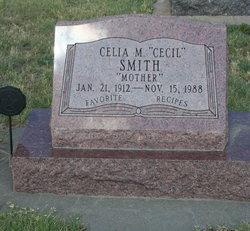 Cecil Marcellia Celia <i>Forbes</i> Smith