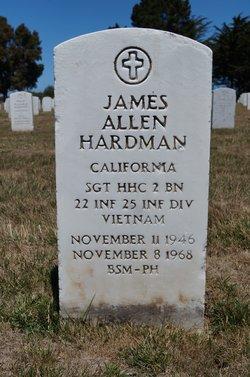 James Allen Hardman