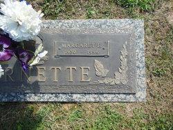 Margaret Eloise <i>Lovern</i> Burnette