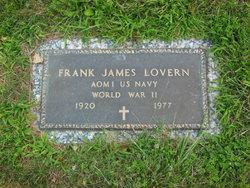 Frank James Lovern