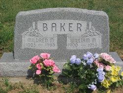 Mildred Mae <i>Folts</i> Baker