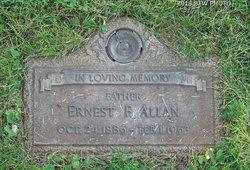 Ernest F. Allan