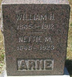 Margaret Jeanette Nettie <i>Criswell</i> Arne