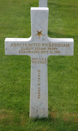 John Hunter Wickersham