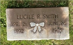 Mary Lucille <i>Robertson</i> Smith