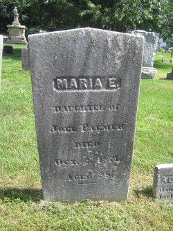 Maria E Palmer
