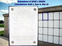Jesse Lee Green