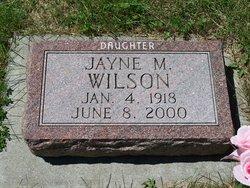 Jayne Madelyn <i>Elrod</i> Wilson