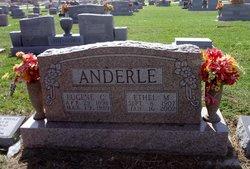 Ethel <i>Wachsmann</i> Anderle