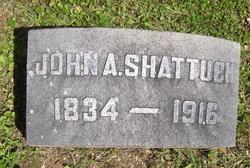 John A. Shattuck