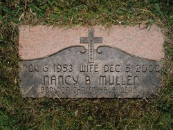 Nancy B <i>Siewrog</i> Mullen