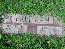 Walter E Freeman
