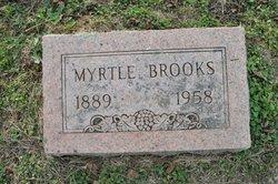 Myrtle Emily <i>Crawford</i> Brooks