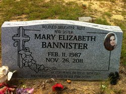 Mary Elizabeth Bannister