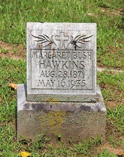 Margaret <i>Bush</i> Hawkins