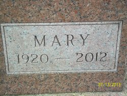 Mary M <i>McFarlane</i> Gilkey