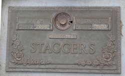 Ray Eugene Staggers