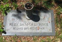 Ruby Lee <i>Danford</i> Joyce