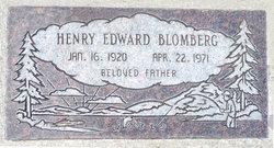 Henry Edward Blomberg