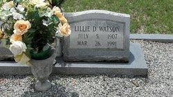 Lillie D Watson