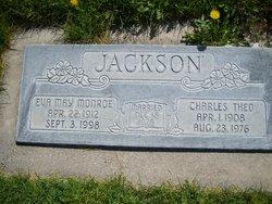 Eva May <i>Monroe</i> Jackson