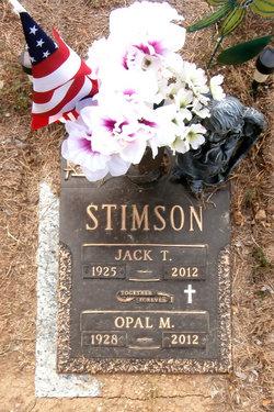 Jack Terry Stimson