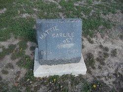 Mattie <i>Carlile</i> Garey