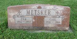 Eva Isabel <i>Hickman</i> Metsker
