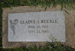 Gladys Iverna <i>Ransom</i> Buckle