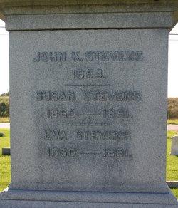 John K Stevens