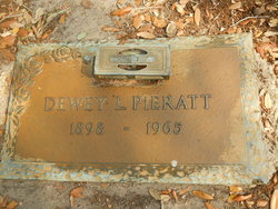Dewey Lee Pieratt