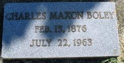 Charles Maxon Boley