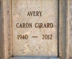 Caron <i>Girard</i> Avery
