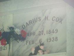 Darius Henry Cox