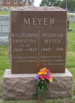 Wilhelm Friedrich William Meyer